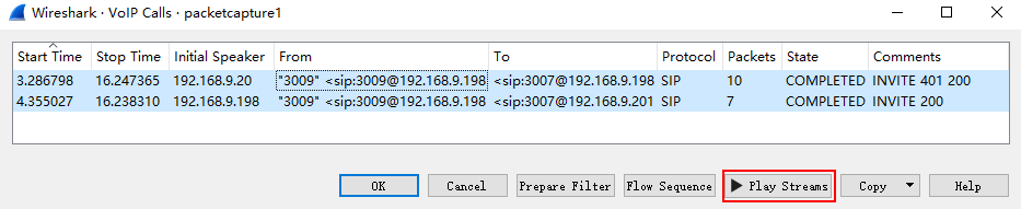How to Analyze SIP Calls in Wireshark – Yeastar Support