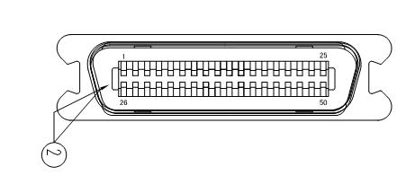 Sơ đồ đầu nối RJ21