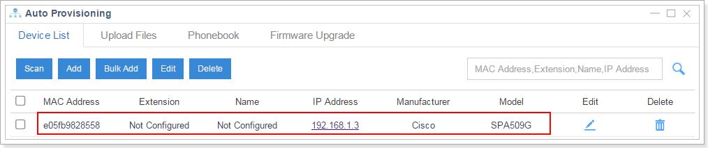 Provisioning Cisco Phones for Yeastar S-Series VoIP PBX